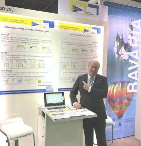 Sommer Informatik GmbH – successful at the BIG 5 in Dubai