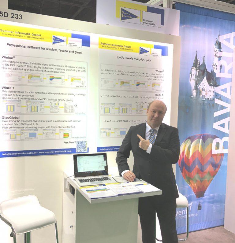 Sommer Informatik GmbH – Erfolgreich auf der Messe BIG 5 in Dubai