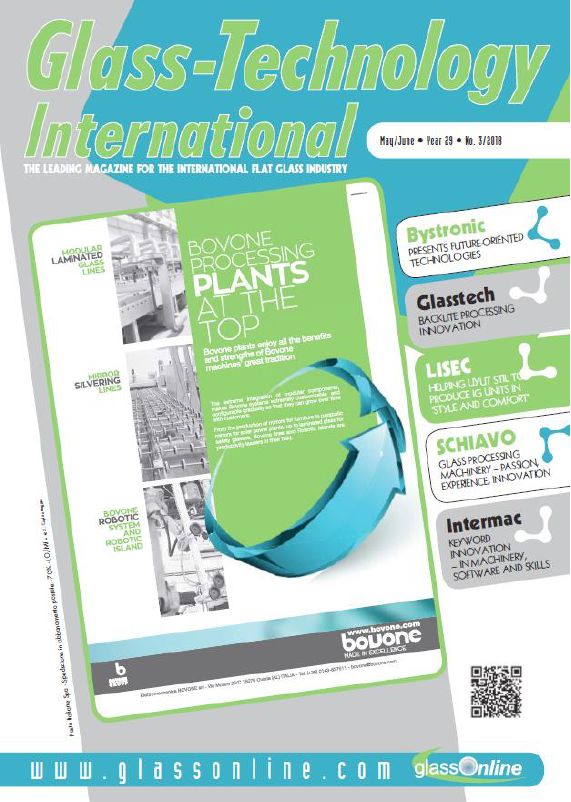 Glass-Technology International 03/2018 – Thermal insulation and building physics in window construction